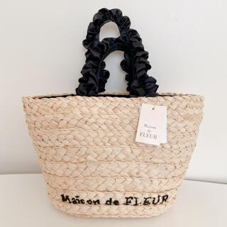 メゾンドフルール(Maison de FLEUR)のメゾンドフルール かごバッグ(かごバッグ/ストローバッグ)
