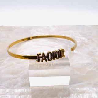 ディオール(Dior)の★DIOR★ J'ADIOR チョーカー ゴールド(ネックレス)