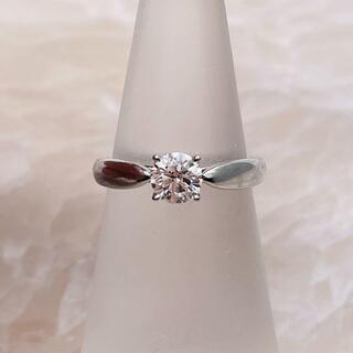 ティファニー(Tiffany & Co.)の★Tiffany&Co.★ ハーモニー エンゲージメントリング 婚約指輪(リング(指輪))