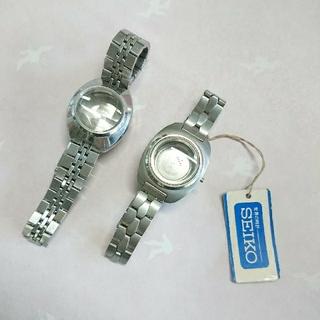 セイコー(SEIKO)のセイコー 腕時計ケース 純正ブレス シチズン レディース腕時計ケース ビンテージ(金属ベルト)