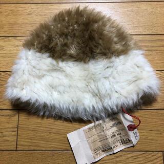 ゴートゥーハリウッド(GO TO HOLLYWOOD)のゴートゥハリウッド バイカラー ニット帽(ニット帽/ビーニー)