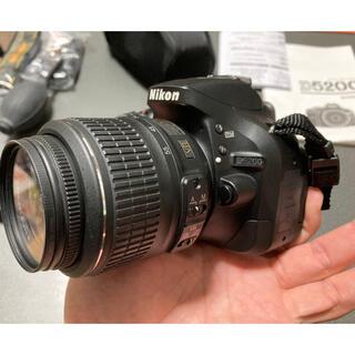 Nikon - Nikon D5200 一眼レフ