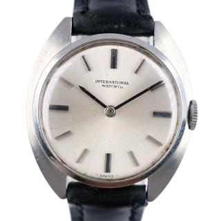 インターナショナルウォッチカンパニー(IWC)のインターナショナルウォッチカンパニー      ステンレススチール(腕時計)
