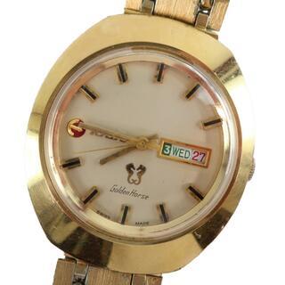 ラドー(RADO)のラドー ニューゴールデンホース            自動巻き(手(腕時計)