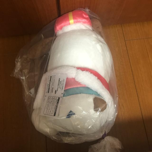 サンリオ(サンリオ)の新品 ポチャッコ ぬいぐるみ 王様 エンタメ/ホビーのおもちゃ/ぬいぐるみ(キャラクターグッズ)の商品写真