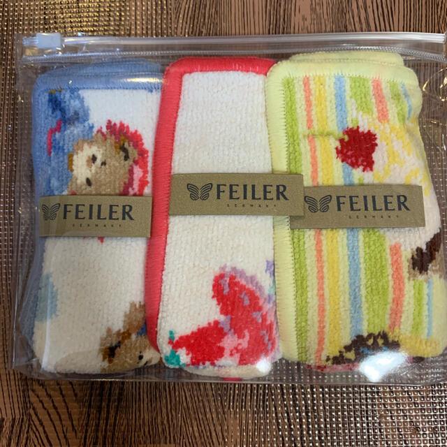 FEILER(フェイラー)のフェイラー ハンカチセット レディースのファッション小物(ハンカチ)の商品写真