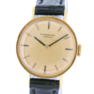 インターナショナルウォッチカンパニー(IWC)のインターナショナルウォッチカンパニー   cal.41   K18(腕時計)