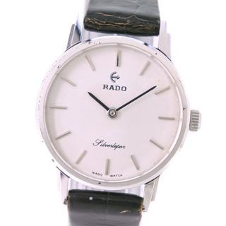 ラドー(RADO)のラドー シルバーレポール Silverlepor cal.405(腕時計)