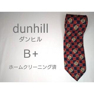 ダンヒル(Dunhill)のdunhill③ダンヒル  ブランドネクタイ  市松  チェック(ネクタイ)