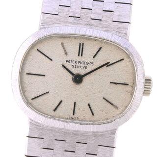 パテックフィリップ(PATEK PHILIPPE)のパテックフィリップ カラトラバ   3373/1  K18ホワイト(腕時計)