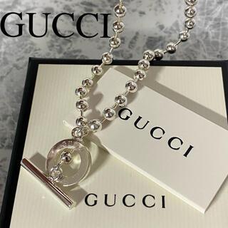 グッチ(Gucci)の未使用 GUCCI グッチ ボールチェーンネックレス チョーカー(ネックレス)