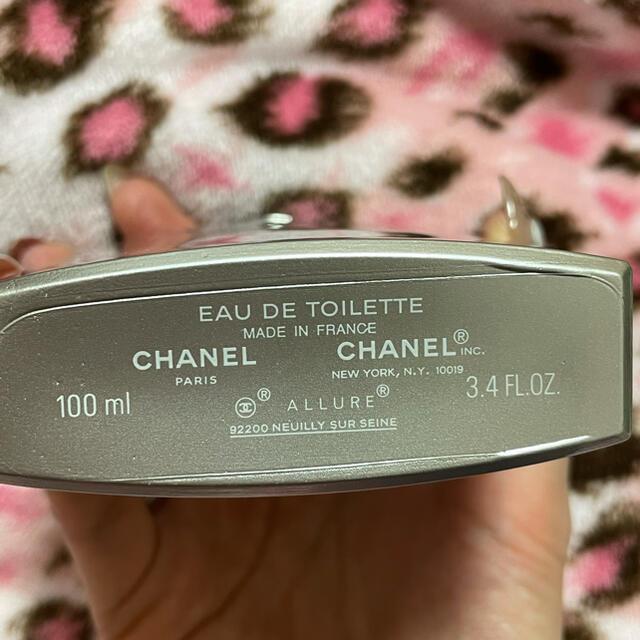 CHANEL(シャネル)のCHANEL 香水 💎✨ アリュールオムスポーツ コスメ/美容の香水(ユニセックス)の商品写真