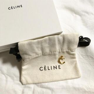 celine - セリーヌ アルファベットペンダント  ミニ C