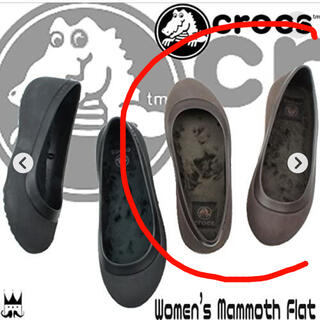 crocs - クロックス パンプス ボア サイズ7