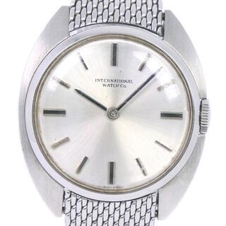 インターナショナルウォッチカンパニー(IWC)のインターナショナルウォッチカンパニー   cal.412 R410(腕時計)