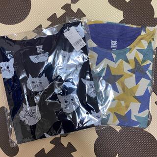 グラニフ(Design Tshirts Store graniph)のグラニフ トップス 2枚セット(Tシャツ(半袖/袖なし))