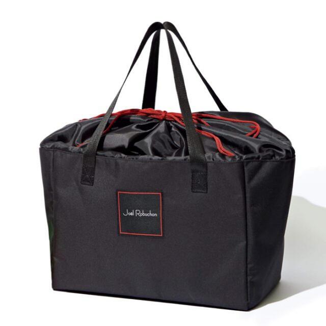 JOURNAL STANDARD(ジャーナルスタンダード)のオトナミューズ  12月 付録 ジョエル・ロブション レジカゴショッピングバッグ レディースのバッグ(エコバッグ)の商品写真