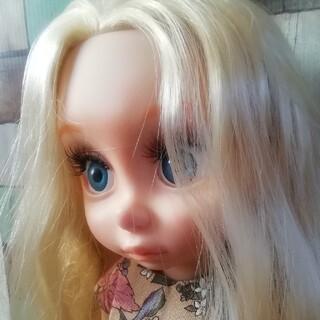 ディズニー(Disney)のアニメータードール ディズニー リペイント ラプンツェル(人形)