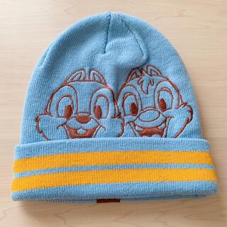 チップアンドデール(チップ&デール)のディズニーリゾート チップとデール ニット帽,帽子(帽子)