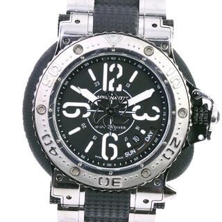 アクアノウティック(AQUANAUTIC)のアクアノウティック キングサブコマンダー ※訳あり    ステンレ(腕時計(アナログ))