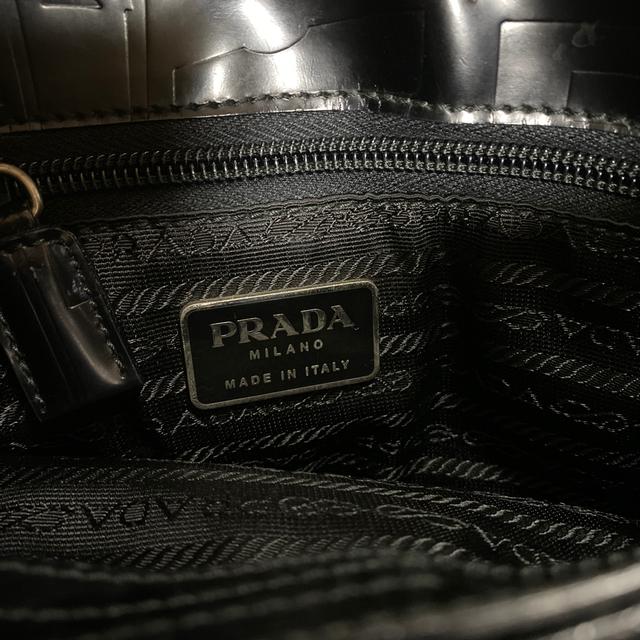 PRADA(プラダ)のPRADAハンドバッグ レディースのバッグ(ハンドバッグ)の商品写真