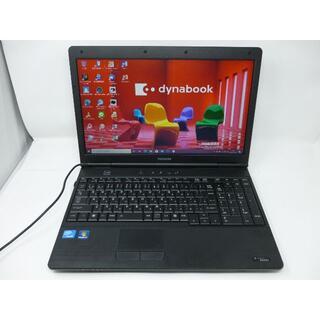 東芝 - ノートパソコン 東芝 Dynabook B452/F Office2019