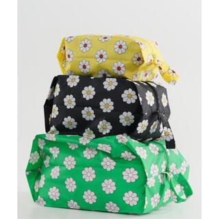 EDIT.FOR LULU - baggu 3d zip set daisy