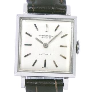 インターナショナルウォッチカンパニー(IWC)のインターナショナルウォッチカンパニー  アンティーク cal.44(腕時計)