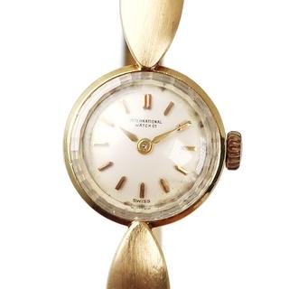 インターナショナルウォッチカンパニー(IWC)のインターナショナルウォッチカンパニー  cal.431    K1(腕時計)