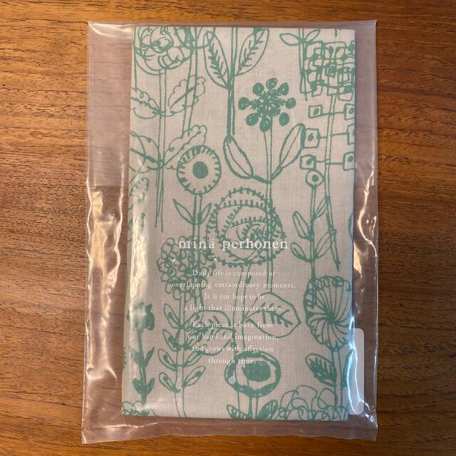 mina perhonen(ミナペルホネン)のミナペルホネン  手ぬぐい 新品未使用品 レディースのファッション小物(ハンカチ)の商品写真