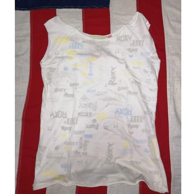 Roxy(ロキシー)のロキシータンクトップ&SETE Tシャツ 2枚セット レディースのトップス(Tシャツ(半袖/袖なし))の商品写真