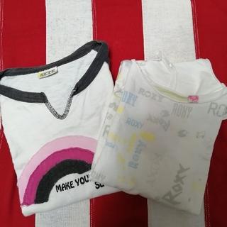 Roxy - ロキシータンクトップ&SETE Tシャツ 2枚セット