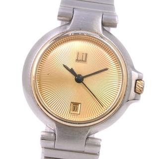 ダンヒル(Dunhill)のダンヒル ミレニアム     ステンレススチール       クオ(腕時計)