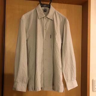 モンベル(mont bell)のモンベル ウィックロン長袖開襟シャツ(シャツ)