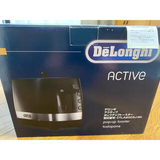 デロンギ(DeLonghi)のデロンギ アクティブポップアップトースター(調理機器)