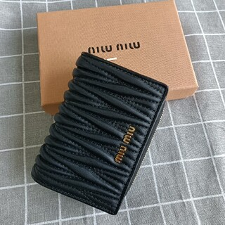 miumiu - 特価~早い者勝つ♥miumiu 財布 小銭入れ コインケース