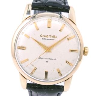 セイコー(SEIKO)のセイコー グランドセイコー  vintage ファーストモデル c(腕時計(アナログ))