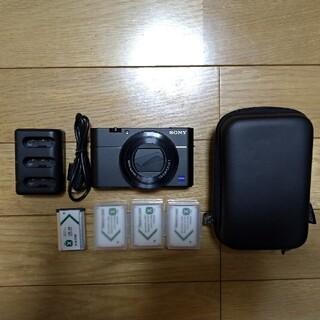 SONY - Sony Cyber shot RX100M5 追加バッテリー付き