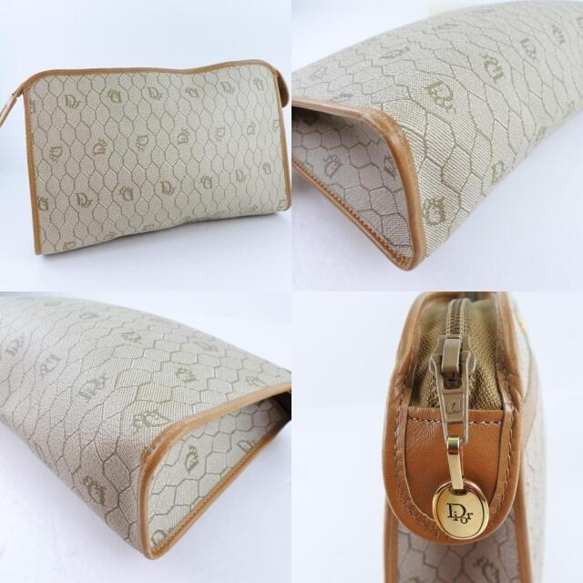 Dior(ディオール)のクリスチャンディオール      PVCコーティングキャンバス メンズのバッグ(セカンドバッグ/クラッチバッグ)の商品写真