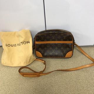 LOUIS VUITTON - 状態良好⭐︎ルイヴィトン ショルダーバッグ トロカデロ