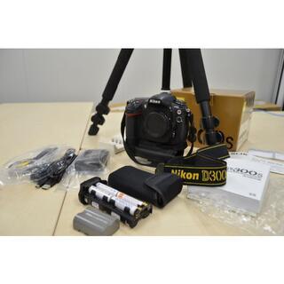 ニコン(Nikon)のニコンD300S本体(純正バテグ付)+SLIK ABLE400DX-LE(デジタル一眼)