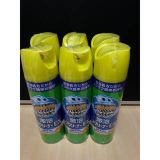 ジョンソンズ(JOHNSONS)のスクラビングバブル 激泡バスクリーナーEX エアゾールタイプ 570ml(洗剤/柔軟剤)