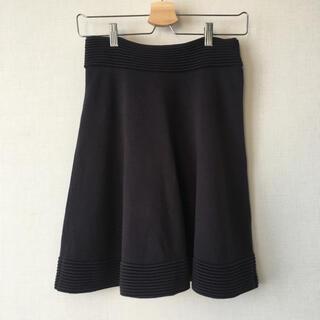 ダブルスタンダードクロージング(DOUBLE STANDARD CLOTHING)のダブル スタンダード クロージングのニットスカート(ひざ丈スカート)