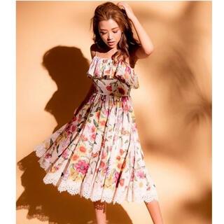 エイミーイストワール(eimy istoire)の新品♡エイミーイストワール♡ワンピース(ロングワンピース/マキシワンピース)