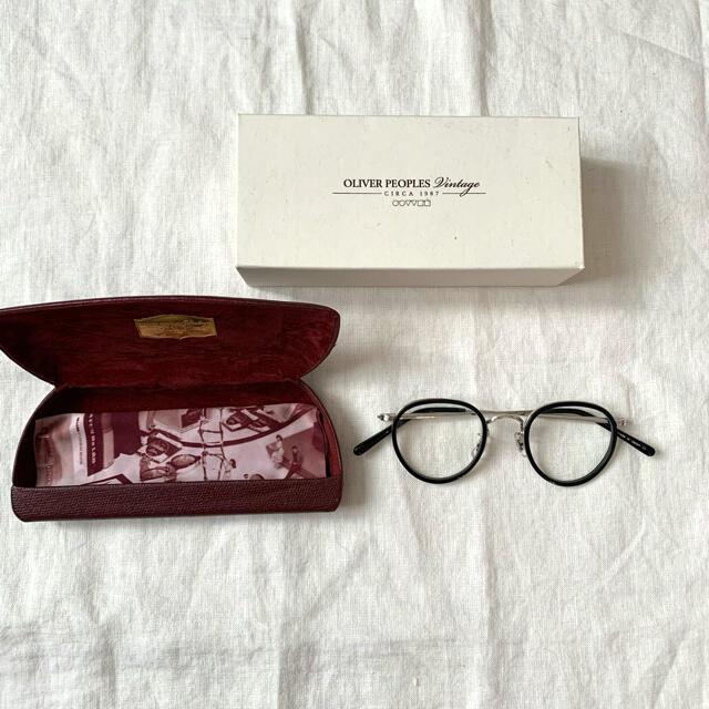 Ayame(アヤメ)のOLIVER PEOPLES MP-2 BK Limited Edition 雅 メンズのファッション小物(サングラス/メガネ)の商品写真