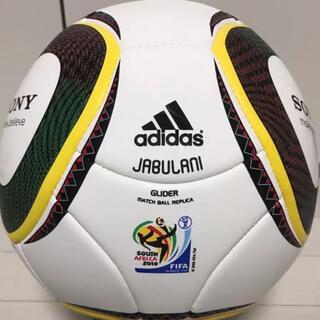 アディダス(adidas)の5号 公式球 サッカーボール FIFA ワールドカップ 2010【非売品】(ボール)