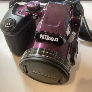 Nikon - (うましお様)Nikon COOLPIX B500(ストラップ付)