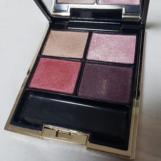 SUQQU(スック)のSUQQU スック デザイニングカラーアイズ 107 惚紅 アイシャドウ 限定 コスメ/美容のベースメイク/化粧品(アイシャドウ)の商品写真