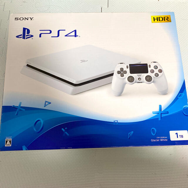 PlayStation4(プレイステーション4)のPS4 1TB プレステ4 エンタメ/ホビーのゲームソフト/ゲーム機本体(家庭用ゲーム機本体)の商品写真