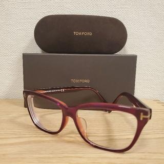 TOM FORD - 値下げ!【トムフォード】メガネ TF4301